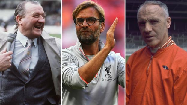 Klopp è impegnata a emulare Liverpool 'nonni'