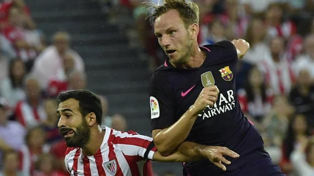 Barcellona mantenere il 100% della Liga inizia