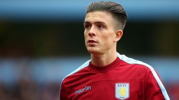 Jack Grealish: Aston Villa segni centrocampista nuovo contratto di quattro anni