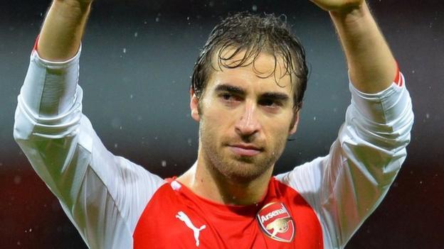 Palazzo segno l'ex centrocampista dell'Arsenal Flamini