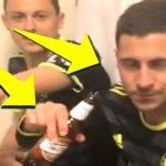 Drunk Football Stars ● Lionel Messi, Ronaldo, Neymar, Hazard ● HD
